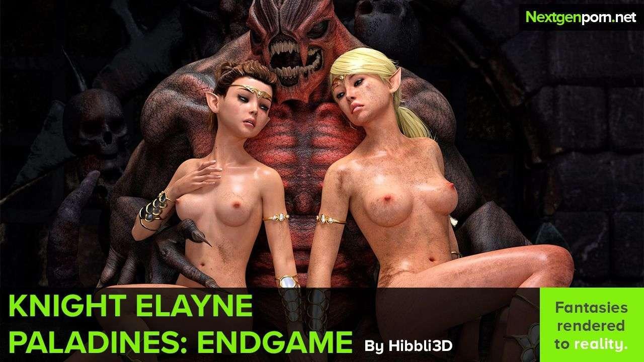 Knight Elayne Paladines: Endgame